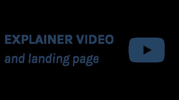 Landing Page Explainer Video