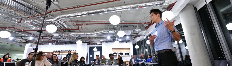 end to end lean venture building acceleration program medTech SuperConnector
