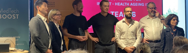 Medtech impact award mentalhealth