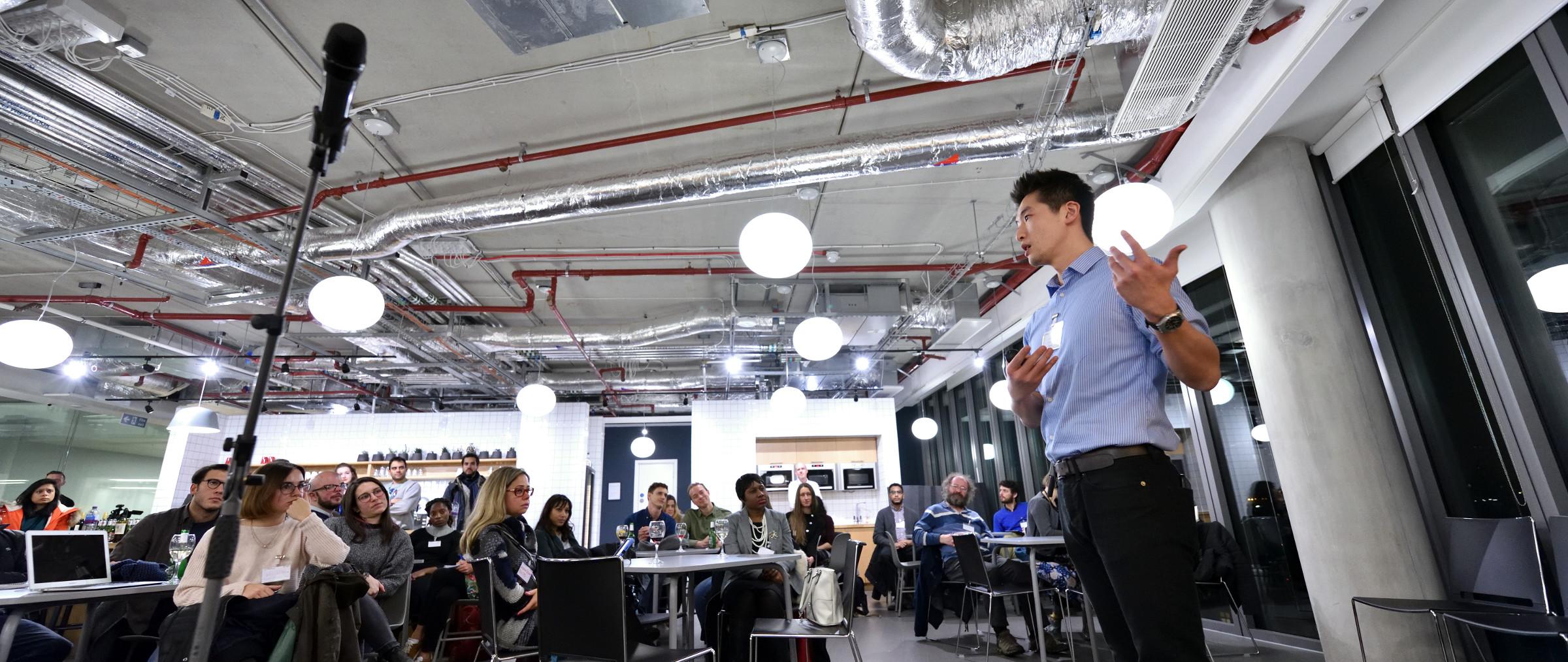 Hackathon-Day-1 Developed 10 MedTech Ventures Via A 6-month Venture Building Programme