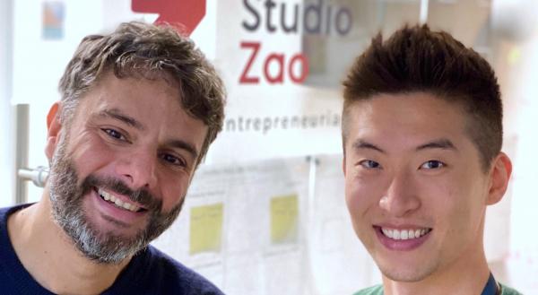 Jamie Qiu and Davide Turi | Studio Zao