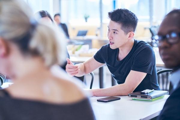 Jamie Qiu Explaining Intrapreneurship