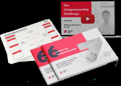 Intrapreneur and Entrepreneuial Talent